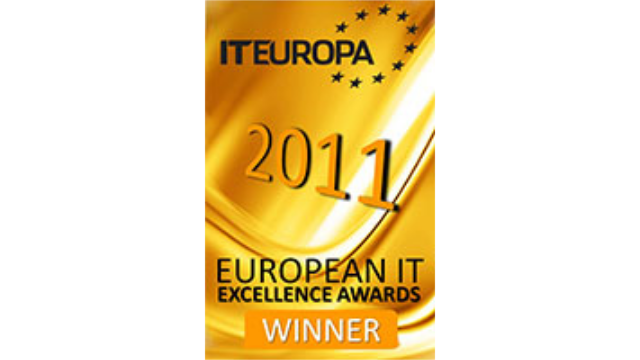 2011 European IT Excellence Awards